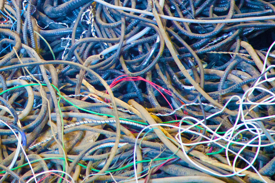 Scrap Metal Products | BOMET Recycling Inc.