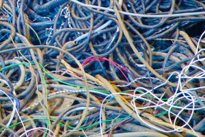 Mixed Insulated Copper Wire