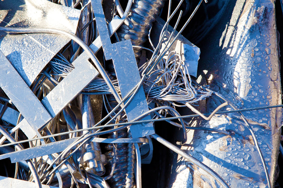 Current Price: Current Price Mixed Scrap Metal